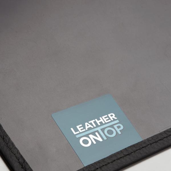 Leather on Top Lederauflage Rückseite